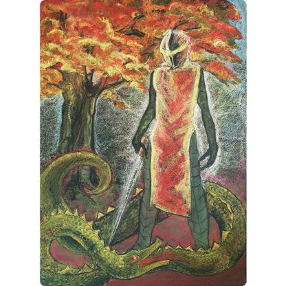 Poster Het temmen van de draak